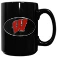 Wisconsin Ceramic Coffee Mug
