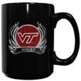 Virginia Tech Flame Ceramic Mugs