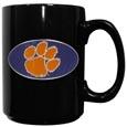 Clemson Ceramic Coffee Mug
