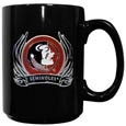 Florida St. Flame Ceramic Mugs