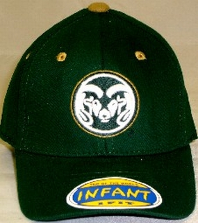 Colorado State Rams Infant One Fit Hat