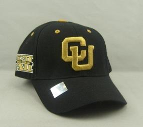 Colorado Buffaloes Adjustable Hat