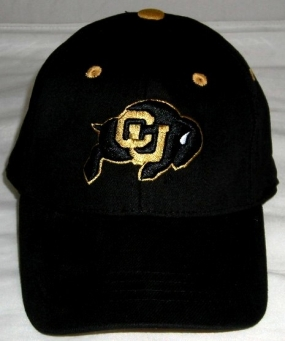 Colorado Buffaloes Youth Team Color One Fit Hat