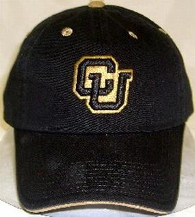 Colorado Buffaloes Adjustable Crew Hat