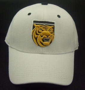 Colorado College Tigers White One Fit Hat