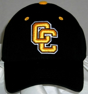 Colorado College Tigers Black One Fit Hat