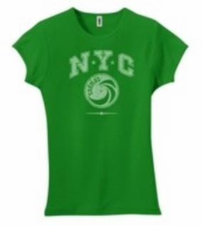 1977 New York Cosmos Ladies T-Shirt