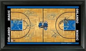 Orlando Magic 2009 Signature Court