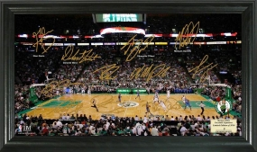 Boston Celtics Signature Court