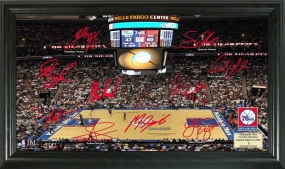 Philadelphia 76ers Signature Court