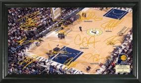 Indiana Pacers Signature Court