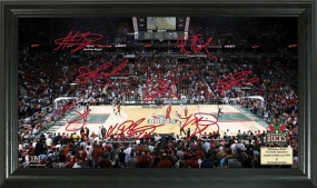 Milwaukee Bucks Signature Court