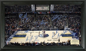 Memphis Grizzlies Signature Court