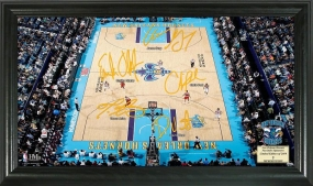 New Orleans Hornets Signature Court