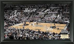San Antonio Spurs Signature Court