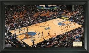Washington Wizards Signature Court