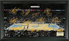 Denver Nuggets Signature Court