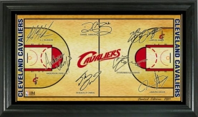 Cleveland Cavaliers Signature Court Collection