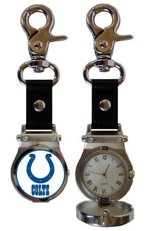 Indianapolis Colts Clip On Watch