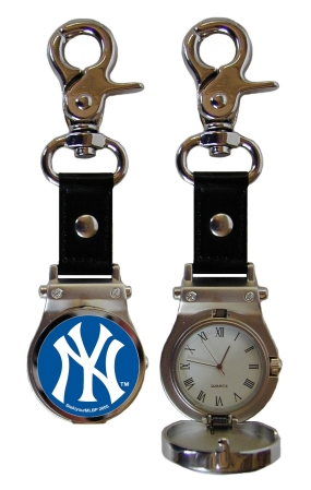 New York Yankees Clip On Watch