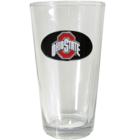 Ohio St. Pint Glass