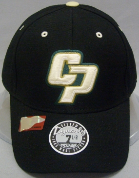Cal Poly Mustangs Dynasty Fitted Hat