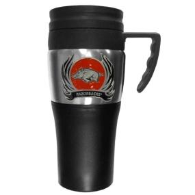 Arkansas Flame Travel Mug