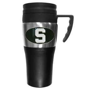 Michigan St. Travel Mug