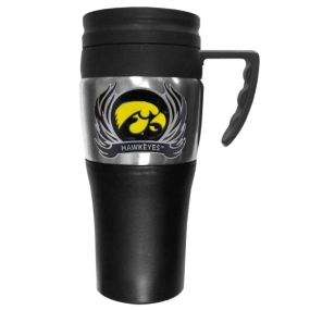 Iowa Flame Travel Mug