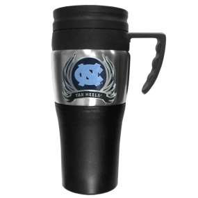 N. Carolina Flame Travel Mug