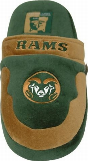 Colorado State Rams Slippers