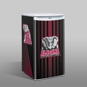 Alabama Crimson Tide Counter Top Refrigerator