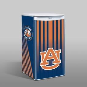 Auburn Tigers Counter Top Refrigerator