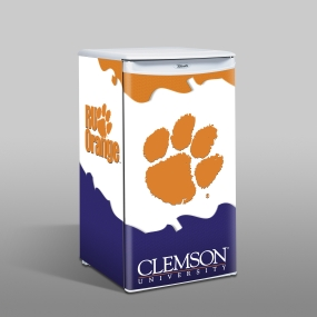 Clemson Tigers Counter Top Refrigerator