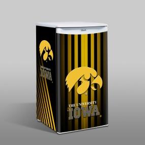 Iowa Hawkeyes Counter Top Refrigerator