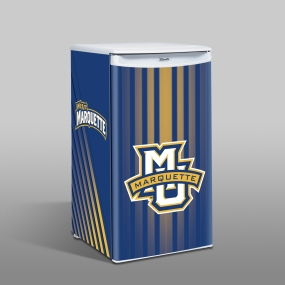 Marquette Golden Eagles Counter Top Refrigerator