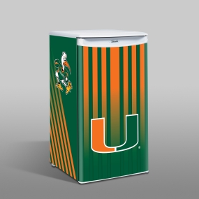 Miami Hurricanes Counter Top Refrigerator