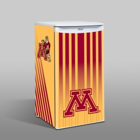 Minnesota Golden Gophers Counter Top Refrigerator