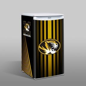 Missouri Tigers Counter Top Refrigerator