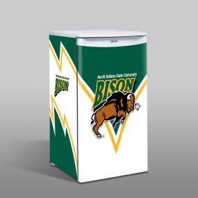 North Dakota State Bison Counter Top Refrigerator