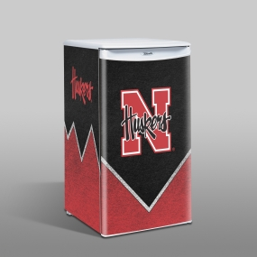 Nebraska Cornhuskers Counter Top Refrigerator
