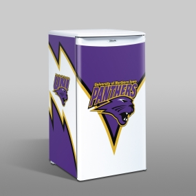 Northern Iowa Panthers Counter Top Refrigerator