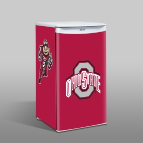 Ohio State Buckeyes Counter Top Refrigerator