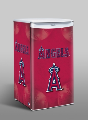 Anaheim Angels Counter Top Refrigerator