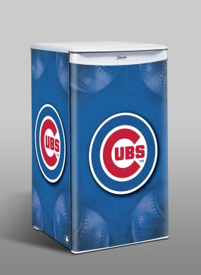 Chicago Cubs Counter Top Refrigerator