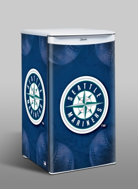 Seattle Mariners Counter Top Refrigerator