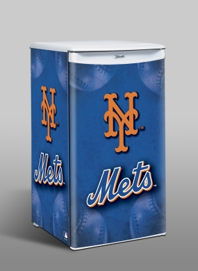 New York Mets Counter Top Refrigerator