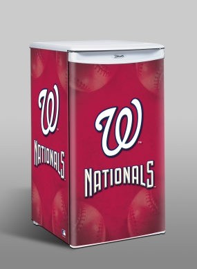 Washington Nationals Counter Top Refrigerator