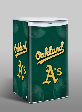 Oakland A's Counter Top Refrigerator