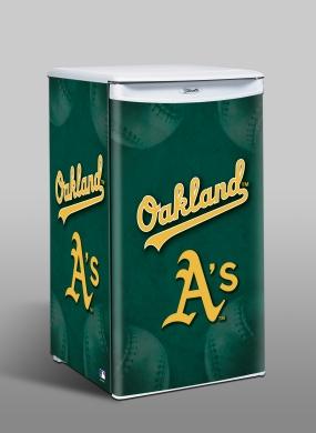 Oakland A's Counter Top Refrigerator